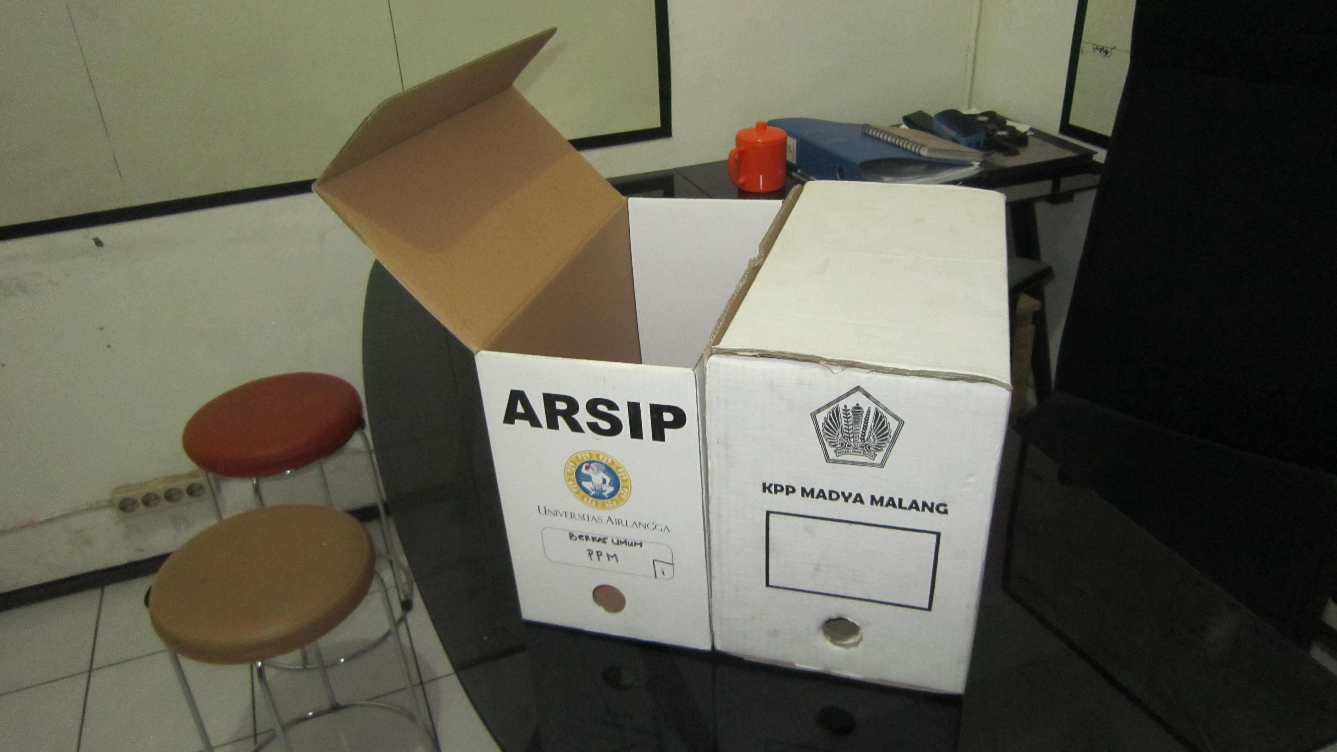 Box Arsip